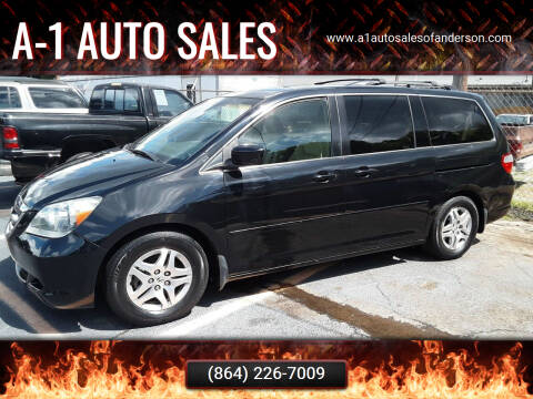 2005 Honda Odyssey for sale at A-1 Auto Sales in Anderson SC
