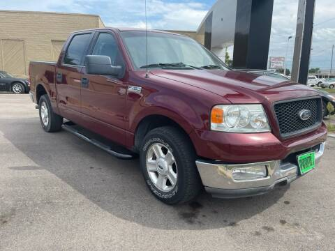 2004 Ford F-150 for sale at Paul Spady Motors INC in Hastings NE