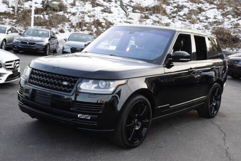 2016 Land Rover Range Rover for sale at Automall Collection in Peabody MA