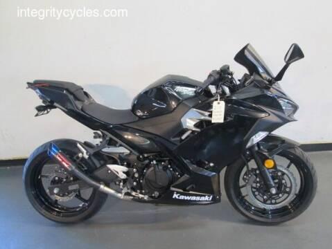 2018 Kawasaki NINJA 400 for sale at INTEGRITY CYCLES LLC in Columbus OH