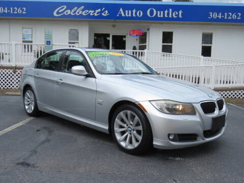 2011 BMW 3 Series for sale at Colbert's Auto Outlet in Hickory NC