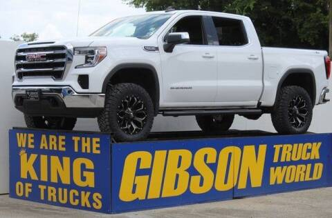 2020 GMC Sierra 1500 for sale at Gibson Truck World in Sanford FL