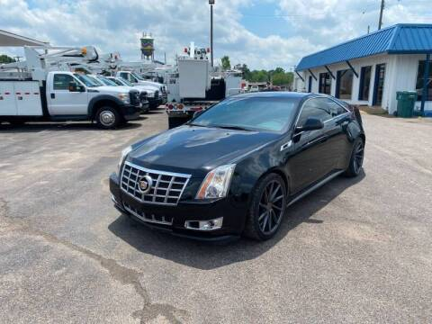 2012 Cadillac CTS for sale at Memphis Auto Sales in Memphis TN