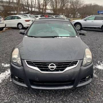 2011 Nissan Altima for sale at GLOBAL MOTOR GROUP in Newark NJ