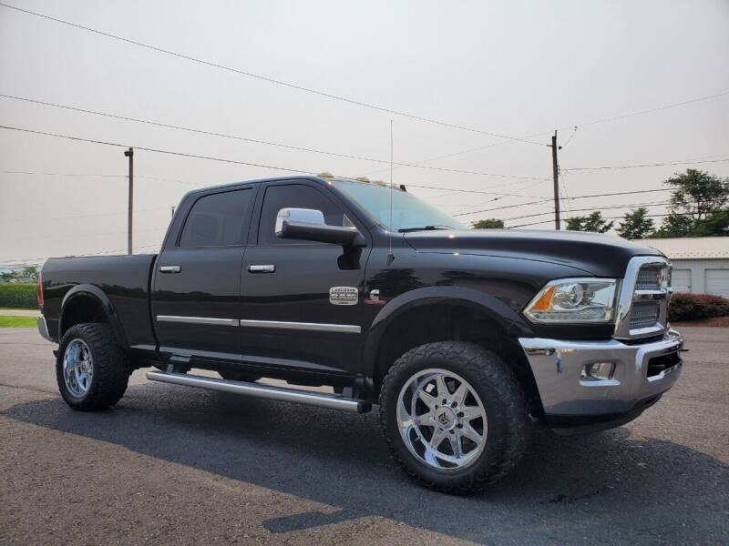 2014 RAM Ram Pickup 2500 for sale at SOUTH MOUNTAIN AUTO SALES in Shippensburg PA