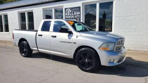 2012 RAM Ram Pickup 1500 for sale at Kellam Premium Auto LLC in Lenoir City TN