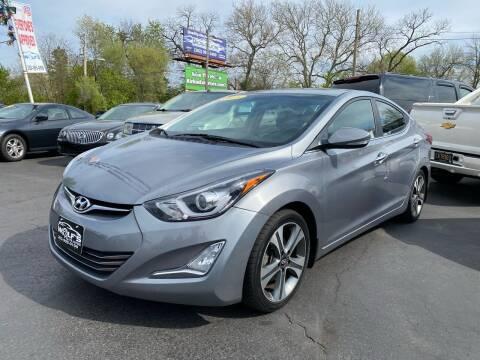 2015 Hyundai Elantra for sale at WOLF'S ELITE AUTOS in Wilmington DE