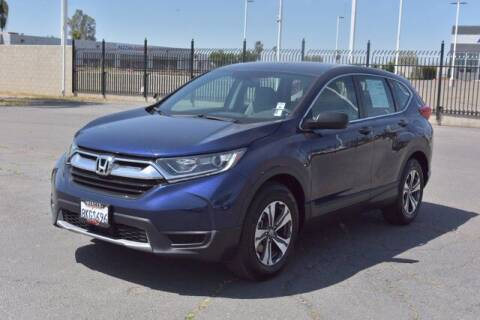 2019 Honda CR-V for sale at Choice Motors in Merced CA