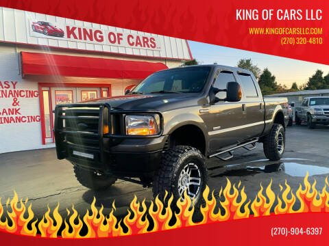2006 Ford F-250 Super Duty for sale at King of Cars LLC in Bowling Green KY