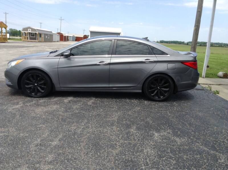 2012 Hyundai Sonata for sale at Kevin's Motor Sales in Montpelier OH
