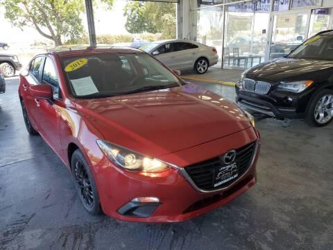 2015 Mazda MAZDA3 for sale at Sac River Auto in Davis CA