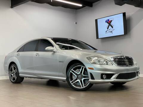 2008 Mercedes-Benz S-Class for sale at TX Auto Group in Houston TX