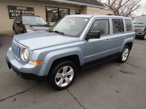 2013 Jeep Patriot for sale at 2010 Auto Sales in Troy NY