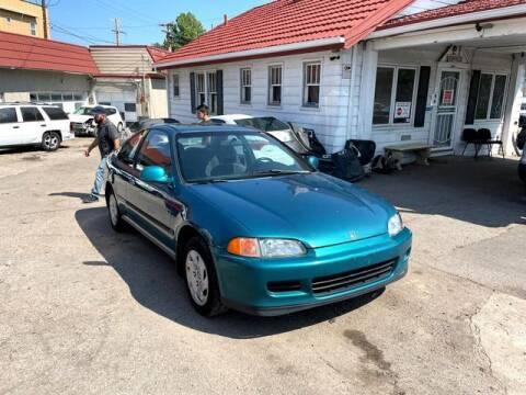 1995 Honda Civic for sale at ELITE MOTOR CARS OF MIAMI in Miami FL