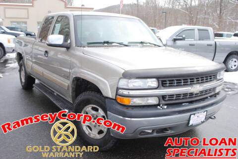2002 Chevrolet Silverado 1500 for sale at Ramsey Corp. in West Milford NJ