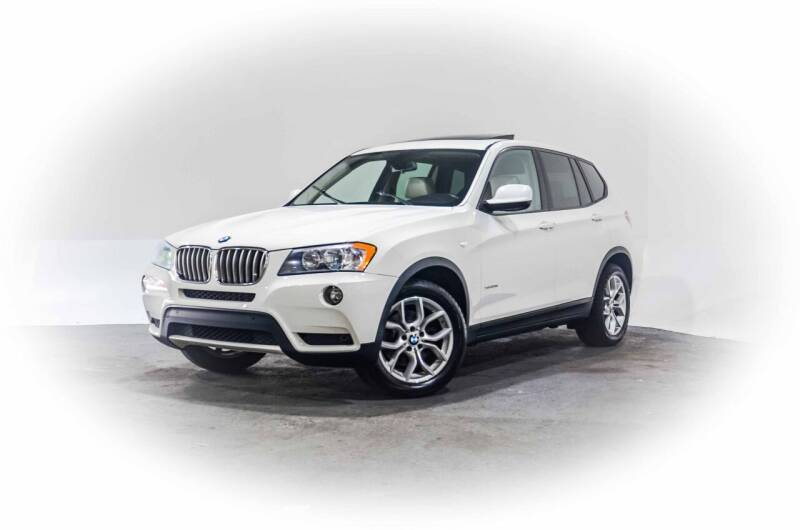 2013 BMW X3 for sale at CarXoom in Marietta GA