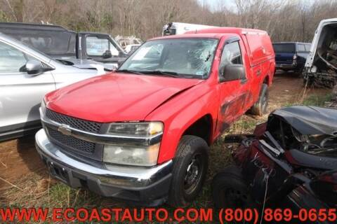 2008 Chevrolet Colorado for sale at East Coast Auto Source Inc. in Bedford VA