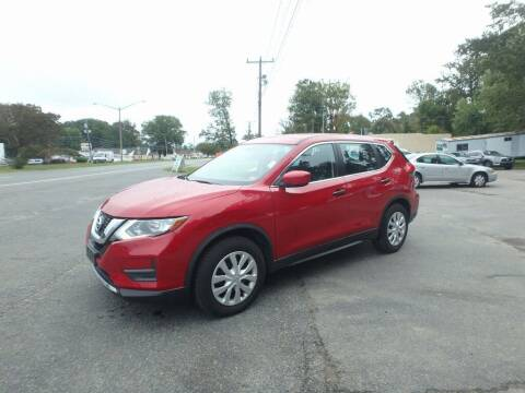 2017 Nissan Rogue for sale at 6348 Auto Sales in Chesapeake VA