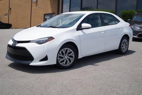 2018 Toyota Corolla for sale at Next Ride Motors in Nashville TN