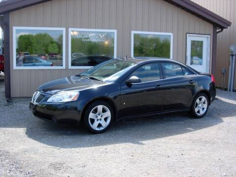 2008 Pontiac G6 for sale at Greg Vallett Auto Sales in Steeleville IL