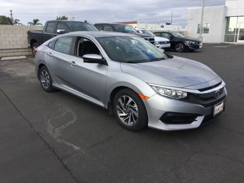 2017 Honda Civic for sale at Nissan of Bakersfield in Bakersfield CA