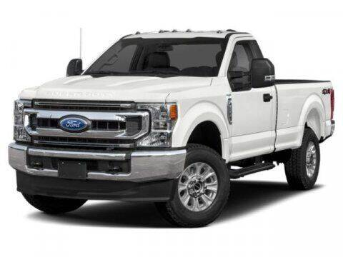 2021 Ford F-350 Super Duty for sale at Hawk Ford of St. Charles in St Charles IL
