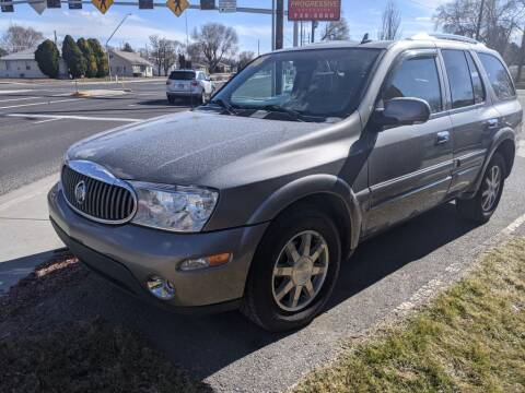 2006 Buick Rainier for sale at Progressive Auto Sales in Twin Falls ID