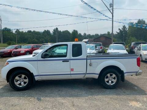 2012 Nissan Frontier for sale at Upstate Auto Sales Inc. in Pittstown NY
