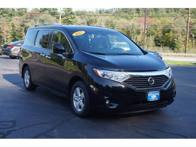 2017 Nissan Quest for sale at VILLAGE MOTORS in South Berwick ME