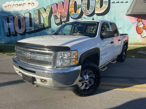 2013 Chevrolet Silverado 1500 for sale at Palermo Motors in Hollywood FL