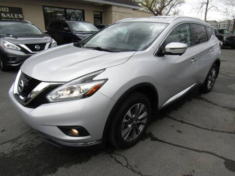 2015 Nissan Murano for sale at 2010 Auto Sales in Troy NY
