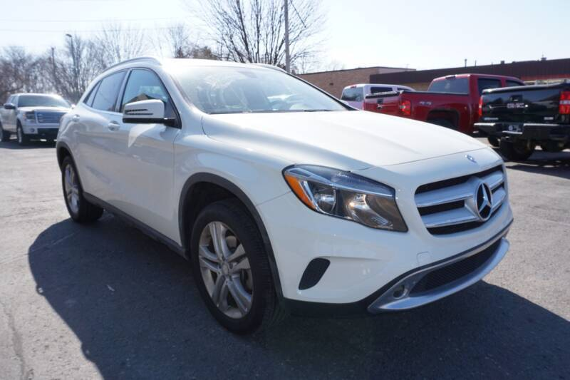 2017 Mercedes-Benz GLA for sale at Atlas Auto in Grand Forks ND