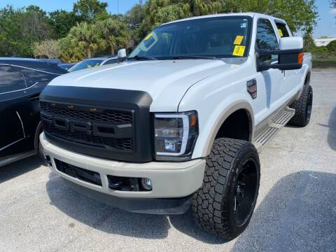 2009 Ford F-250 Super Duty for sale at LUXURY IMPORTS AUTO SALES INC in North Branch MN