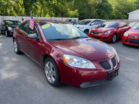 2008 Pontiac G6 for sale at Auto Revolution in Charlotte NC
