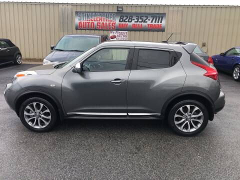 2011 Nissan JUKE for sale at Stikeleather Auto Sales in Taylorsville NC