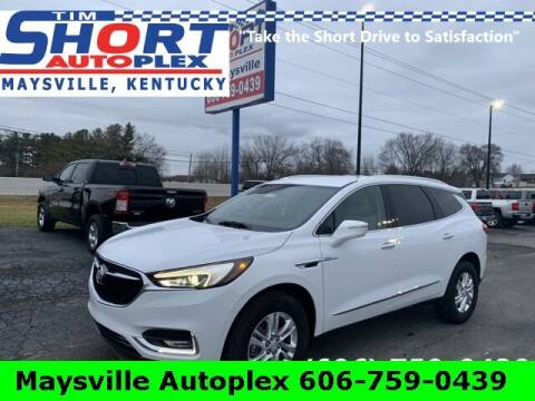 2019 Buick Enclave for sale at Tim Short Chrysler in Morehead KY