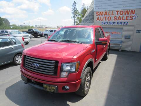 2011 Ford F-150 for sale at Small Town Auto Sales in Hazleton PA