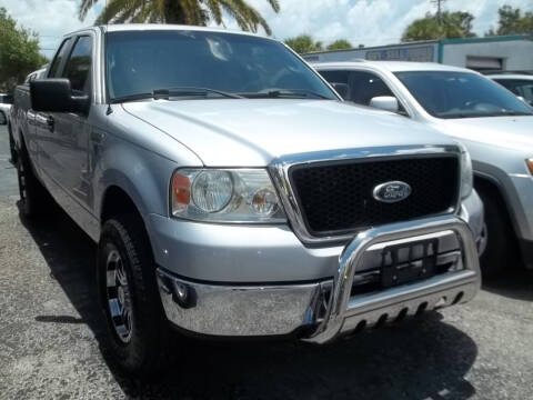 2008 Ford F-150 for sale at PJ's Auto World Inc in Clearwater FL