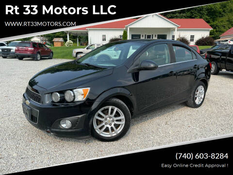 2015 Chevrolet Sonic for sale at Rt 33 Motors LLC in Rockbridge OH