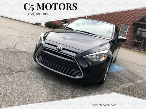 2016 Scion iA for sale at C5 Motors in Marietta GA