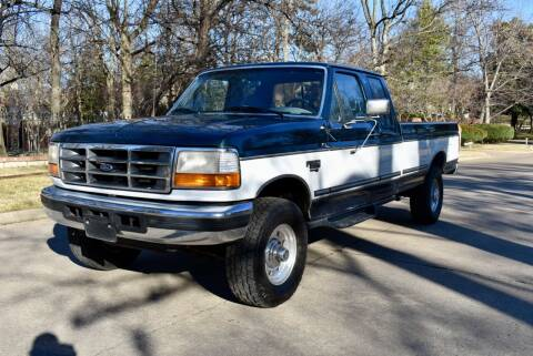 1996 Ford F-250 for sale at A Motors in Tulsa OK