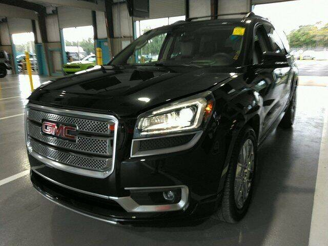 2015 GMC Acadia for sale at Parks Motor Sales in Columbia TN