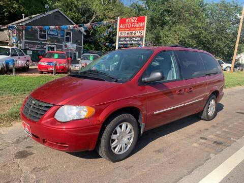 2007 Chrysler Town and Country for sale at Korz Auto Farm in Kansas City KS