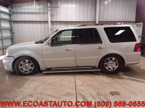 2006 Lincoln Navigator for sale at East Coast Auto Source Inc. in Bedford VA