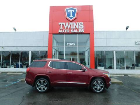 2017 GMC Acadia for sale at Twins Auto Sales Inc Redford 1 in Redford MI