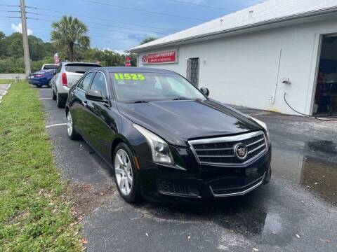 2013 Cadillac ATS for sale at Used Car Factory Sales & Service in Port Charlotte FL