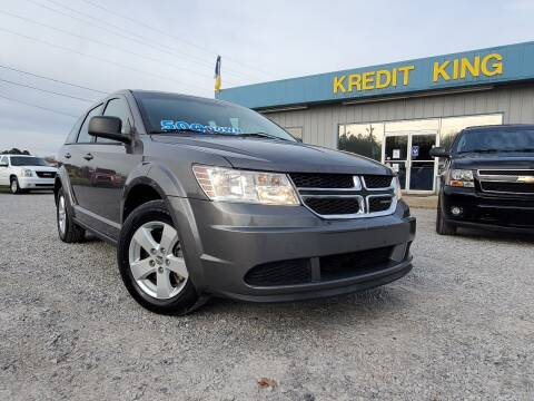 2013 Dodge Journey for sale at Kredit King Autos in Montgomery AL