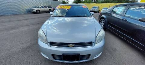 2011 Chevrolet Impala for sale at Frankies Auto Sales in Detroit MI