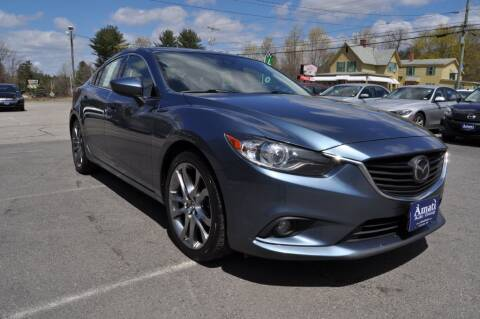 2014 Mazda MAZDA6 for sale at Amati Auto Group in Hooksett NH