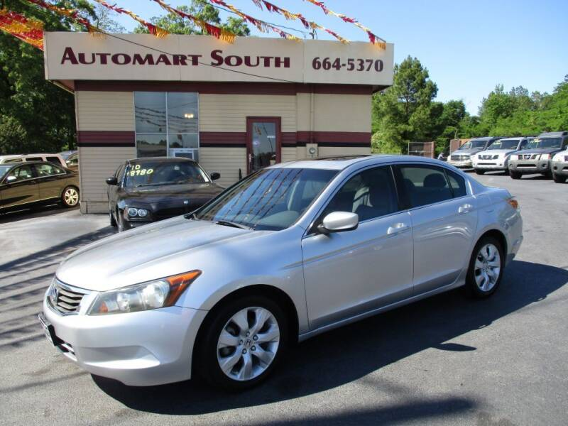 2010 Honda Accord for sale at Automart South in Alabaster AL